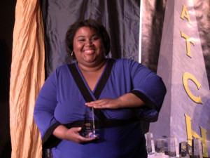 ... her role as nell carter in ain t misbehavin at elden street players
