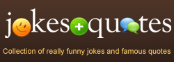 ... .com, Collection of really funny jokes and famous quotes