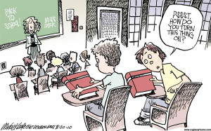 It's back to school time and what a better way to have a chuckle about ...