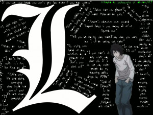 Best L Death Note Quotes ~ L Quotes Wallpaper by xxohxtutixx on ...