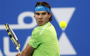 Worries: Rafael Nadal has not played since losing at Wimbledon earlier ...