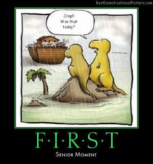 senior-moment-first-extinction-ark-humor-best-demotivational-posters