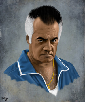 Image search: Paulie Gualtieri The Sopranos Wiki