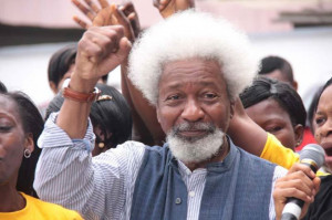 Professor Wole Soyinka Endorses Goodluck Jonathan For 2015 Elections