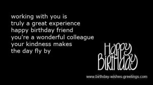 Funny Thank You Quotes For Coworkers Funny belated birthday
