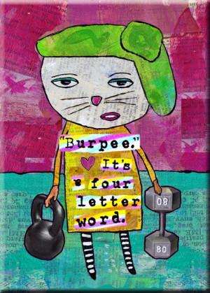Burpee.