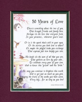 50TH WEDDING ANNIVERSARY QUOTES FOR PARENTSimage gallery