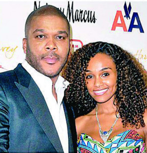 Gelila Bekele and Tyler Perry Son