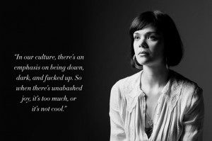 Bat for Lashes Quotes
