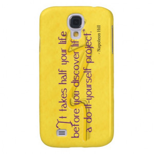 Do-It-Yourself Quote 3G iPhone Case Galaxy S4 Covers
