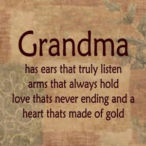 Great Grandma Quotes...