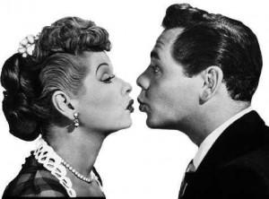 desi-arnez-i-love-lucy-kiss-lucille-ball-ricky-ricardo-vintage-Favim ...