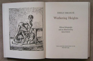 Wuthering Heights and Balthus