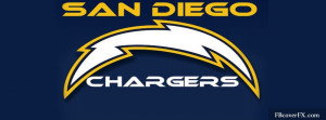 San Diego Chargers Football Nfl 3 Facebook Cover