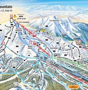 big sky ski area