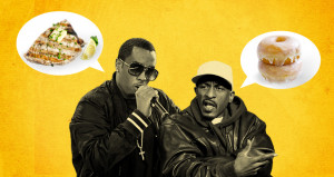 Gangsta Rap Quotes Of All Time: The 25 Greatest Food Lyrics In Rap ...