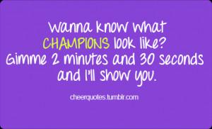 Cheerleading Quotes   We Heart It