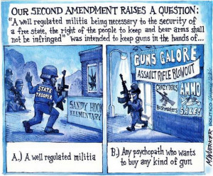 Jon Stewart Quotes On Gun Control A gun control quiz for you
