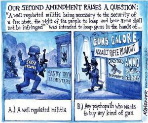 Jon Stewart Quotes On Gun Control A gun control quiz for you