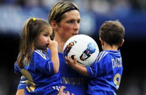 Fernando Torres y su familia rumbo a M nich para conquistar la