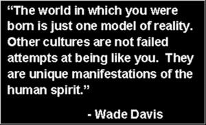 Quotes Cultural Diversity ~ Famous quotes about 'Cultural Diversity ...