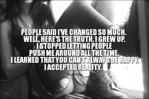 Quotes People Change