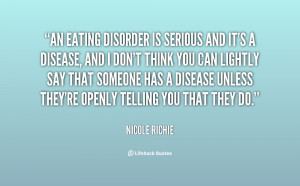 Funny Quotes About Eating Disorders