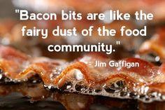 Funny Bacon Quotes Bacon + jim gaffigan = funny