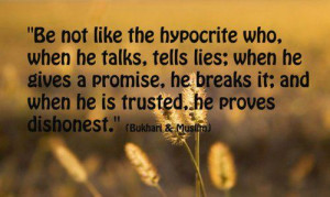 Hypocrite People Quotes I hate hypocrite