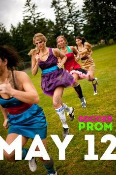 Soccer Prom – Great funny fundraiser idea from Stand Out Prom ...