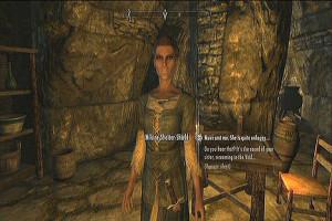 Skyrim Muiri Nocturnal Outfit Return to muiri to collect