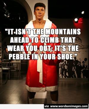 Muhammad ali quotes boxer quotes