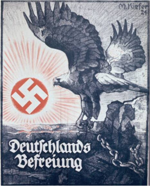 ... Adolf Hitler and the Continued Promulgation of Nazi Propaganda, part 1