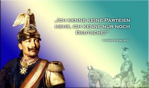 Kaiser Wilhelm II Quotes