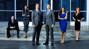 Wallpaper: Suits TV series