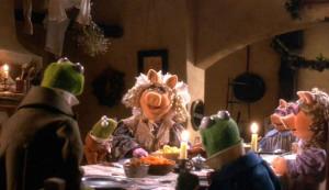 Michael Caine The Muppet Christmas Carol Screencaps