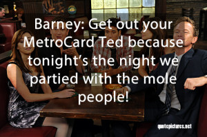 Quotes Barney Stinson