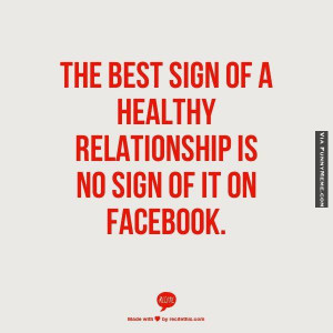Funny memes – Best sign of a healthy relationship