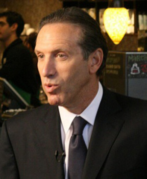 Quotes By Howard Schultz: