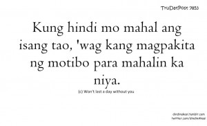 tagalog sad love quotes for him source http tattoodonkey com sad love ...
