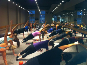 We Tried It: Pure Barre