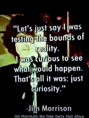 Quotes Jim Morrison The Doors