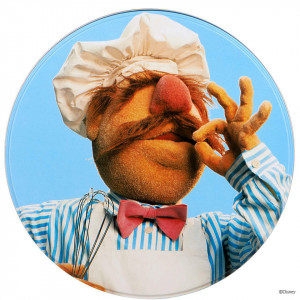 BUTLERS MUPPETS Dose Swedish Chef
