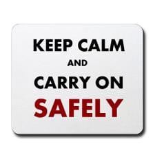 safety for your family courtesy and common sense promote safety