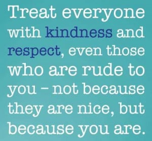 treat others with respect quotes Quotes About Respecting Others (66 ...