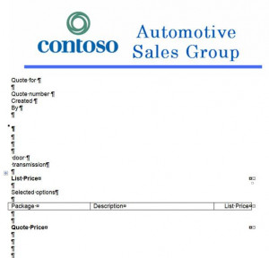 Building the Contoso Auto Sales Office Business Application Part 2 ...