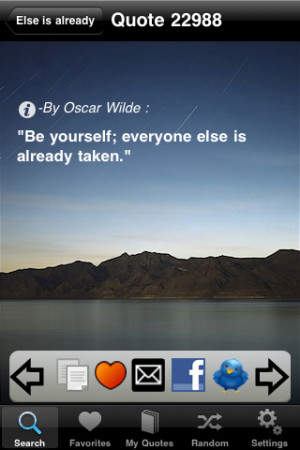 Download 55,000 Amazing Quotes iPhone iPad iOS
