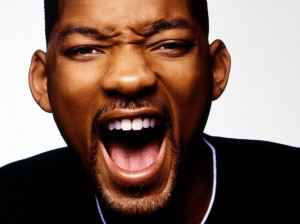 Will Smith : Will Smith adore faire des bruits avec sa bouche