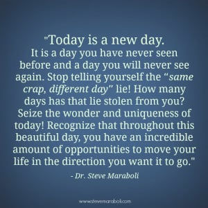 Quotes About New Day