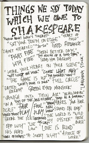 Related Items english grammar phrases shakespeare visuals